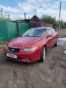 Кызыл TSX 2004