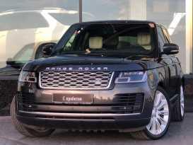 Сочи Range Rover 2018