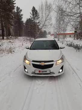 Иркутск Cruze 2014