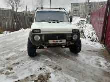 Шатура 4x4 2131 Нива 1997