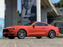 Нижний Новгород Mustang 2015