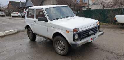 Краснодар 4x4 2121 Нива 2000