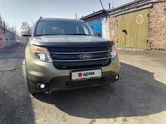 Комсомольск-на-Амуре Explorer 2013