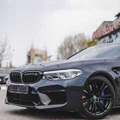 Махачкала BMW 5-Series 2019