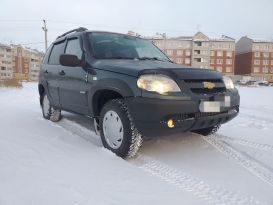 Омск Niva 2011
