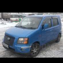 Барнаул Wagon R Solio 2001