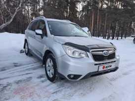 Екатеринбург Forester 2013