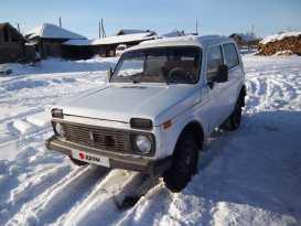Куртамыш 4x4 2121 Нива 1982