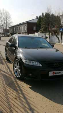 Солнечногорск Mazda6 2005
