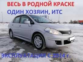 Новосибирск Tiida 2013