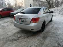 Новосибирск Allion 2007