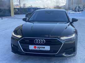 Тюмень Audi A7 2018