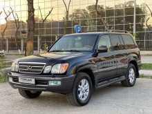Пермь LX470 2003
