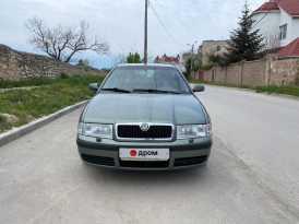 Севастополь Octavia 2003