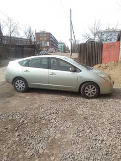 Иркутск Toyota Prius 2008