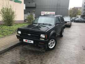 Калининград Blazer 1992