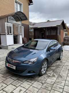 Горно-Алтайск Astra GTC 2013