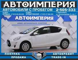 Красноярск Toyota Aqua 2016