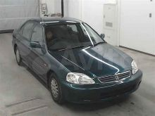 Москва Honda Civic 1999