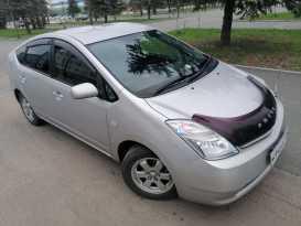 Арсеньев Toyota Prius 2007