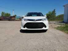 Челябинск Corolla Axio 2017