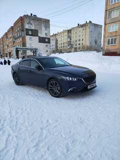 Дудинка Mazda6 2015