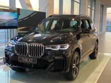 Иркутск BMW X7 2021