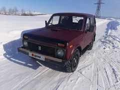 Горно-Алтайск 4x4 2121 Нива 1997
