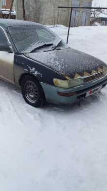 Чаны Corolla 1991