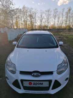 Приволжск Ford Focus 2014