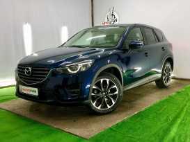 Тверь Mazda CX-5 2016