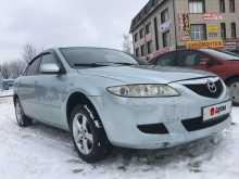 Смоленск Mazda6 2004