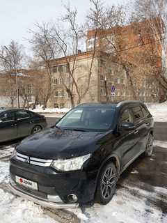Томск Outlander 2014
