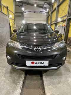 Вязьма Toyota RAV4 2015