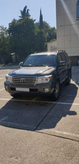 Сочи Land Cruiser 2012