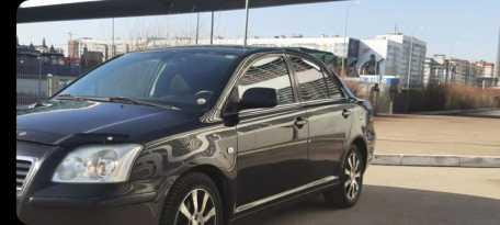 Казань Avensis 2006