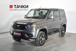 Иркутск УАЗ Патриот 2015