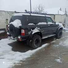 Крымск Patrol 2000
