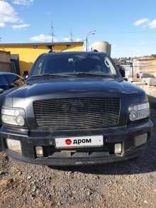 Москва QX56 2007