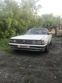 Новосибирск Cresta 1985