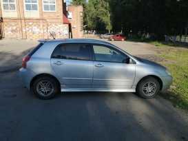 Corolla Runx 2001