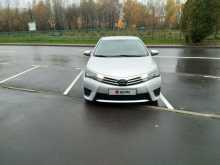 Люберцы Corolla 2014