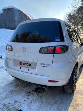 Арсеньев Mazda Demio 2002