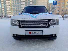 Новый Уренгой Range Rover 2011