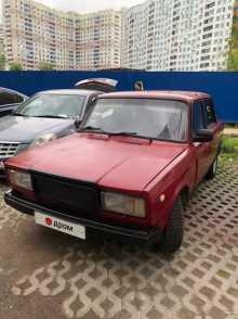 Москва 2107 2007