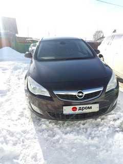 Шумиха Astra 2012