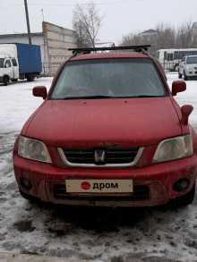 Чемодановка CR-V 1997