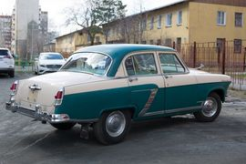 Челябинск 21 Волга 1960