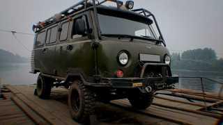 Кызыл Буханка 2009