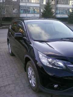 Горно-Алтайск CR-V 2012